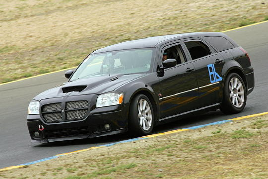 2005 2006 2007 dodge magnum front spoiler custom lip danko002