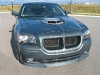 2007 Dodge Magnum body kit Chin Spoiler Custom Front Lip Airfoil Danko Shaved Wing Splitter Ground effects Air Dam 43
