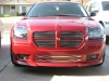 2005-2007 Dodge Magnum body kit Chin Spoiler Custom Front Lip Airfoil Danko Shaved Wing Splitter Ground effects Air Dam 46