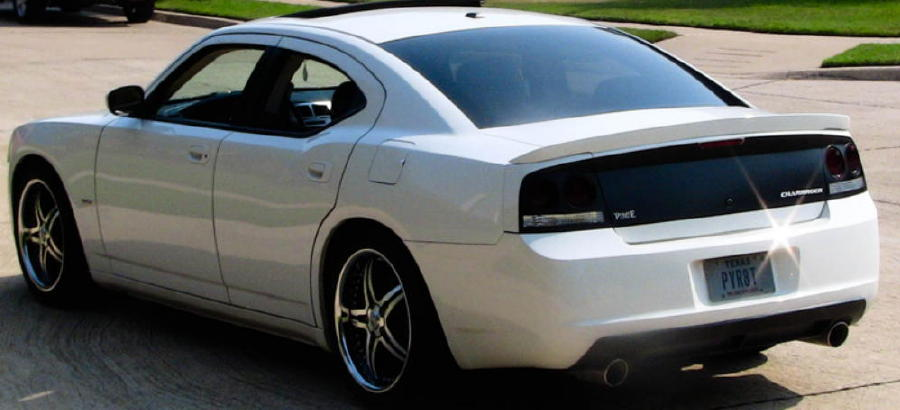 Dodge Charger Rear Diffusers Gallery Danko Reproductions