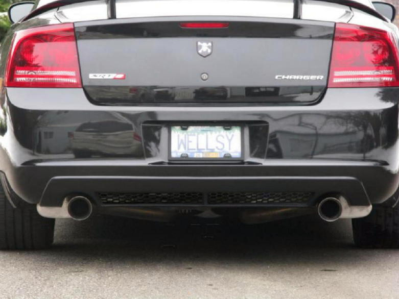 2007 charger srt8 exhaust