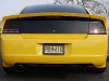 2007 Dodge Charger Rear Spoiler Custom wing body kit Chin Front Lip airfoil Danko ground effects charger Body Kit R/T airfoil 22