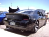 2006-2010 Dodge Charger Rear Daytona airfoil Chin Spoiler Custom wing Lip splitter Danko SRT8 Body ground effects R/T Kit 25