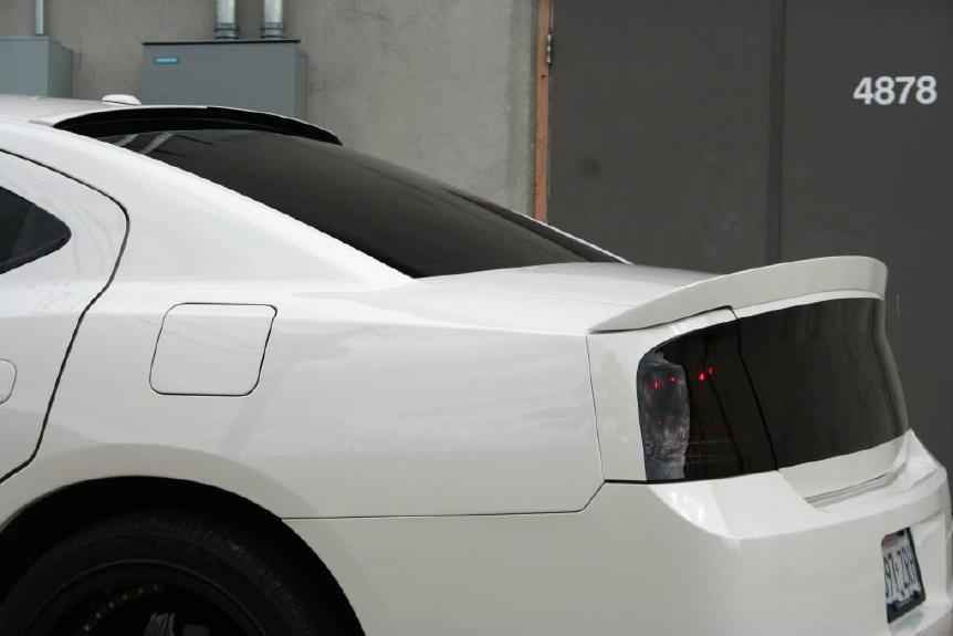 Dodge Charger Rear Spoilers 1 Piece Gallery Danko