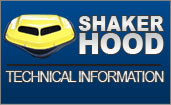 Shaker Hood Technical Information