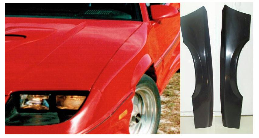 Camaro Z28 1982-1992 | Danko Reproductions