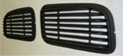 69 Style Dodge Charger Grille Slats Upgrade