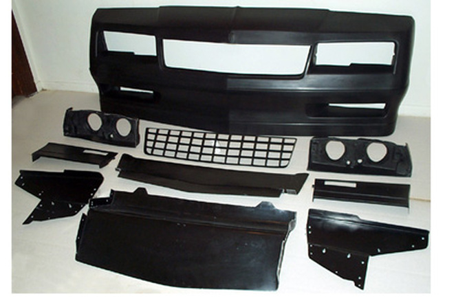Chevy Monte Carlo SS Complete Kits and Spoilers   Danko Reproductions