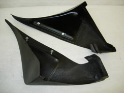 1970-1978 Front Spoiler Interior Bracket Upgrade