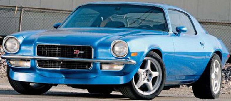 Camaro Z-28 1970-1973