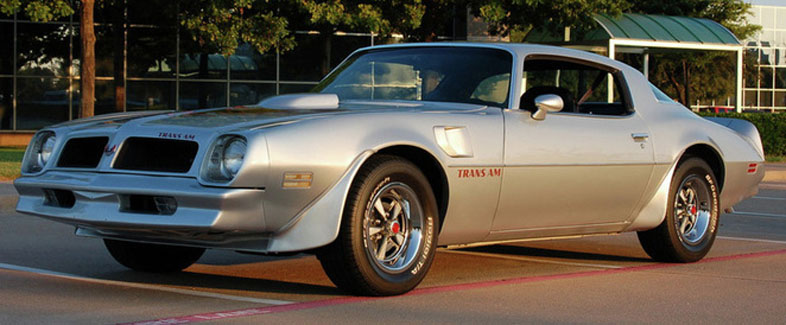 Pontiac Trans Am Parts
