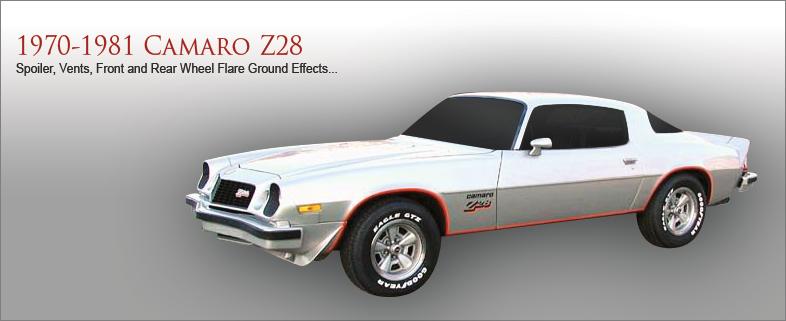 Camaro Z-28 1970-1981