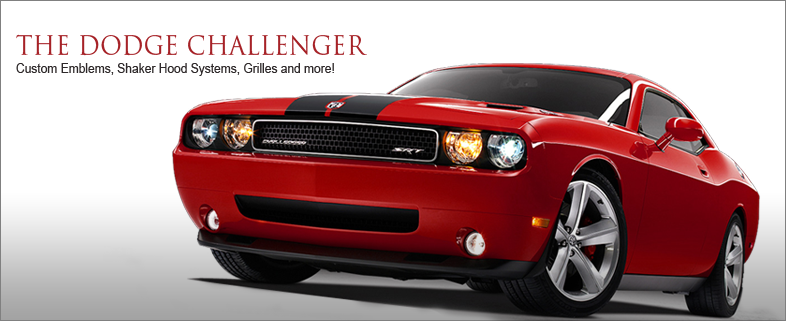 Dodge Challenger Grille Cuda | Danko Reproductions