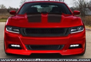 new 2015 and up dodge charger custom parts danko reproductions. Black Bedroom Furniture Sets. Home Design Ideas