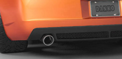 Dodge Charger Custom Rear Diffuser